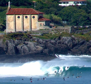 Sweet spots in spain for adventure seekers brilliant - Billabong bilbao ...