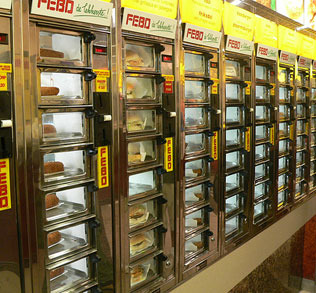 FEBO – Dutch Fast Food in the Wall | Brilliant Tips from